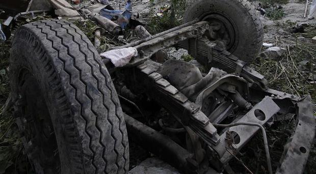 Most road accidents in Nepal are blamed on poorly maintained vehicles and roads
