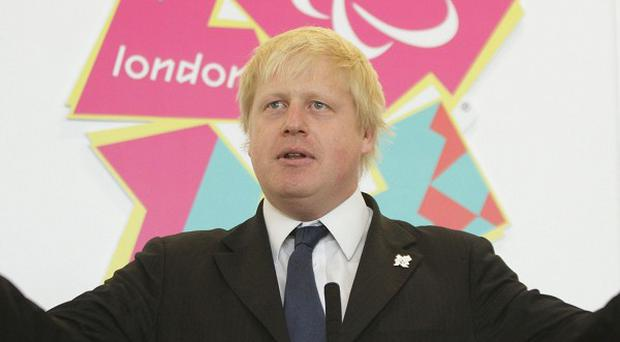 London Mayor Boris Johnson has defended the extra cash allocated to the opening and closing ceremonies of the London Olympics