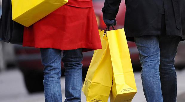 Retailers fear the worst despite a last-mintue rush by shoppers
