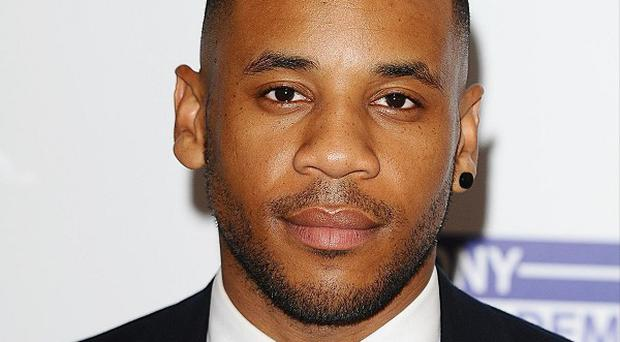 Reggie Yates presents BBC Radio 1's weekly Official Chart Show