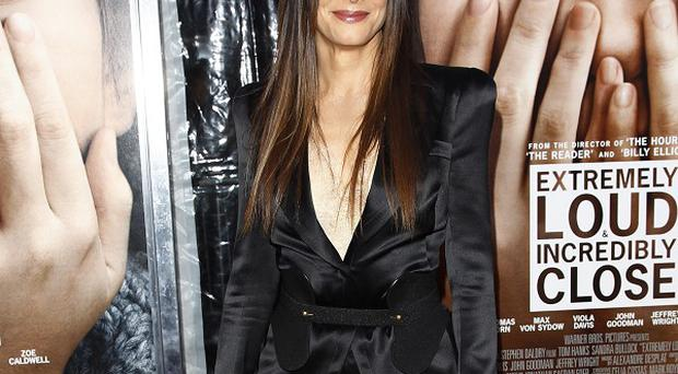 Sandra Bullock attended the premiere of Extremely Loud And Incredibly Close