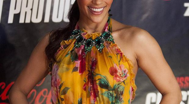 Paula Patton did some serious working out for her Mission Impossible role