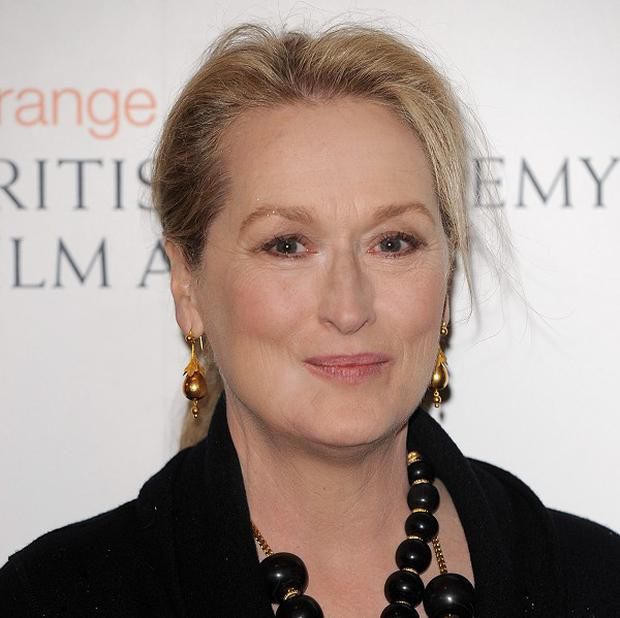 Meryl Streep said she was an outsider like Margaret Thatcher