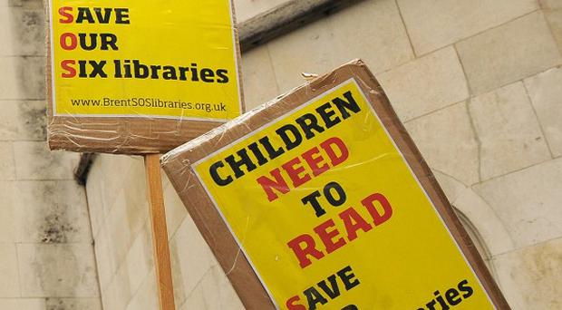 Campaigners have lost an appeal to keep six London libraries open