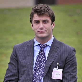 Ex-Flight Lieutenant Robert Hamilton was a co-pilot of an RAF helicopter that crashed, killing the pilot and two others