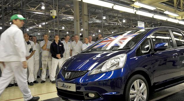 Swindon's Car Plant 2 will return to a two-shift operation in the late spring of next year, creating a need for new jobs