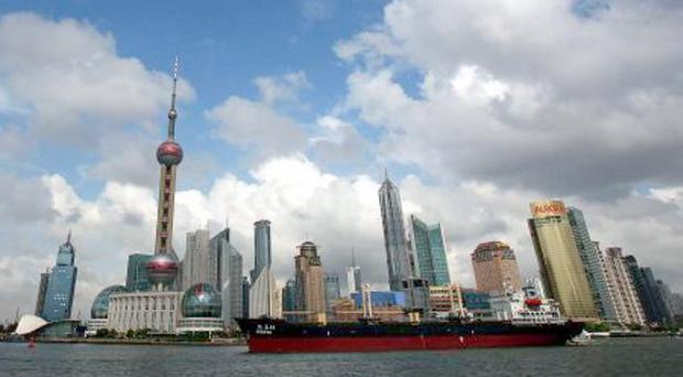 Clouds gather: China's housing market is falling