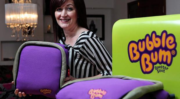 Grainne Kelly is the founder of BubbleBum