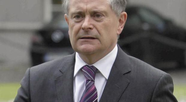 Brendan Howlin was warned over the fiscal deal