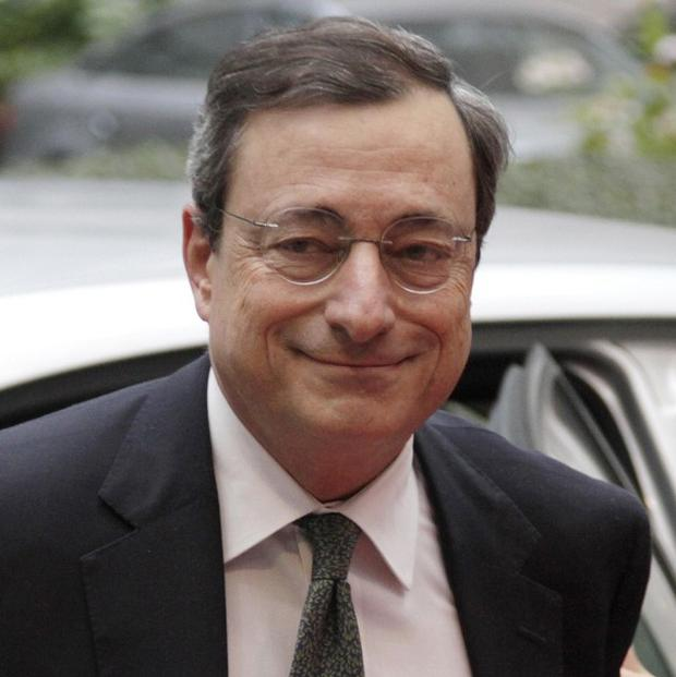 Mario Draghi is to pump ECB money into markets three years on