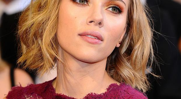 Scarlett Johansson is loving being offered a different kind of role