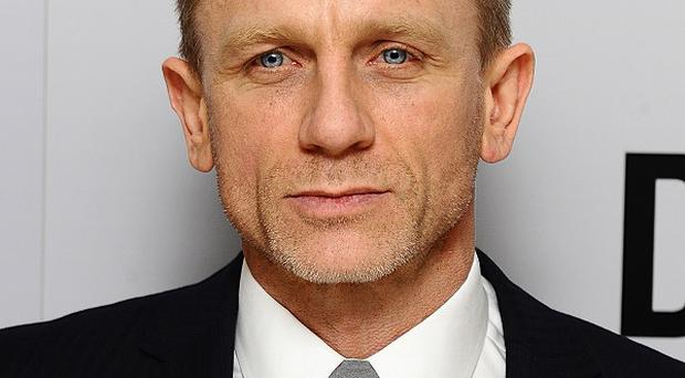Daniel Craig had an affinity with his character in The Girl With The Dragon Tattoo