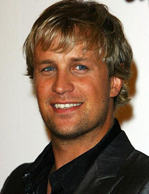 Kian Egan of Westlife