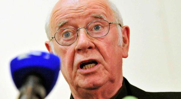 Archbishop Dermot Clifford has expressed his profound regret over the clerical abuse in Cloyne (Irish Examiner/PA)