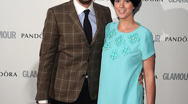 Chris O'Dowd and Dawn Porter are in a quandry over where to spend Christmas