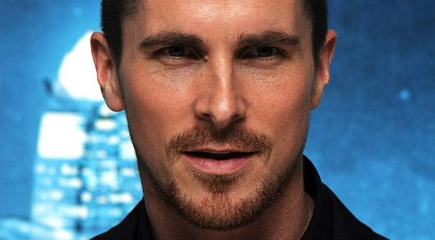 Christian Bale was physically prevented by government-backed guards from visiting blind activist Chen Guangcheng in China