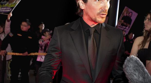 Christian Bale was stopped from visiting a Chinese activist