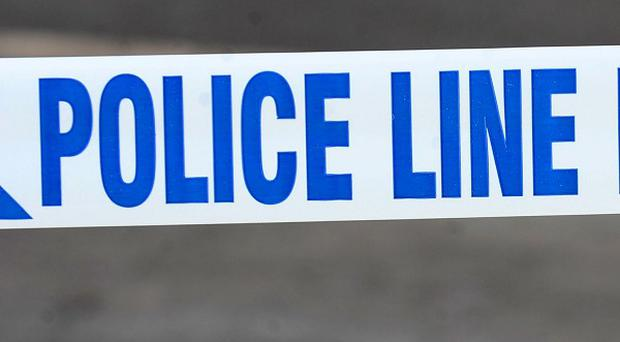 Police appealed for information after a man found injured in the centre of Bangor died