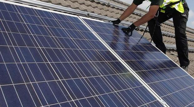 Government plans to cut subsidies for solar panels on homes have been ruled legally flawed