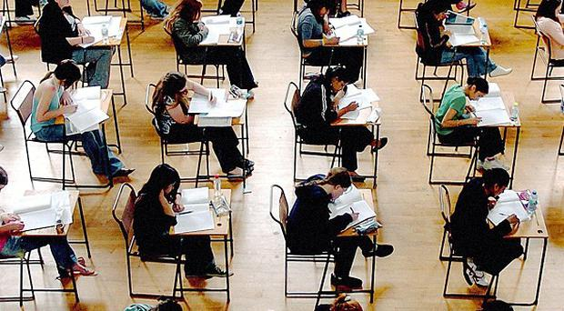 An ICT exam has been postponed after teachers were told which topics would be included on the paper