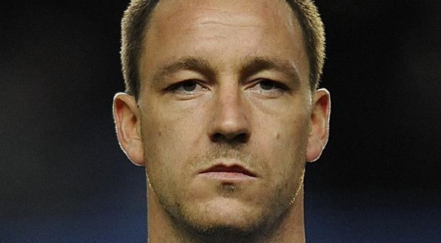 John Terry said he had 'never aimed a racist remark at anyone'