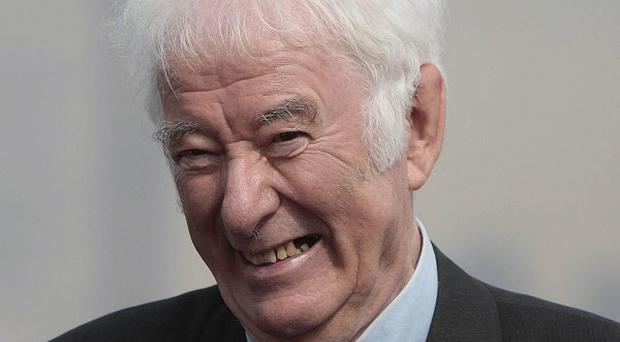 Nobel Laureate Seamus Heaney