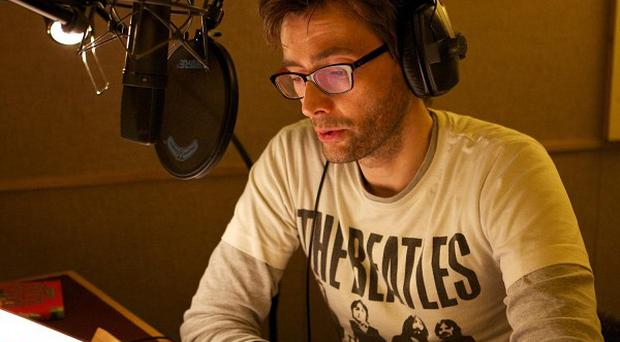 David Tennant was chosen to narrate the Chitty Chitty Bang Bang sequel by the family of Ian Fleming