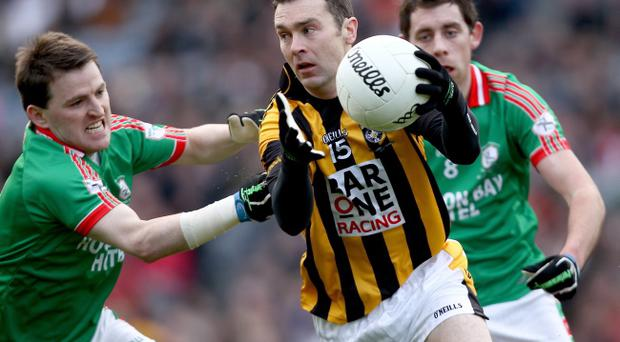 Oisin McConville has voiced concerns about rule changes