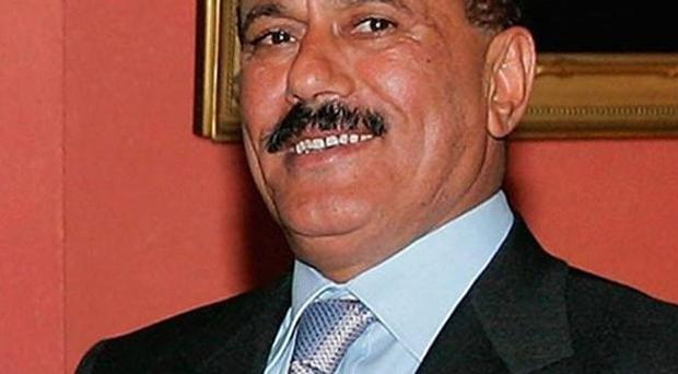 The president of Yemen, Ali Abdullah Saleh, is expected to leave the country for medical treatment for injuries