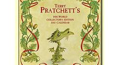 <b>1. Terry Pratchett Discworld</b><br /> If you are a fan of Terry Pratchett (and with 55 million books sold, a good few of us obviously are), you'll love this collection of paintings of his fantastical land, Discworld, by illustrator Paul Kidby. £10.50, forbiddenplanet.com