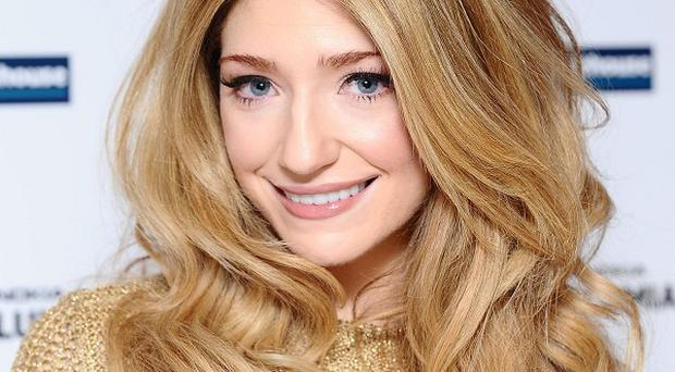 Nicola Roberts was wrapping Christmas gifts when the accident happened