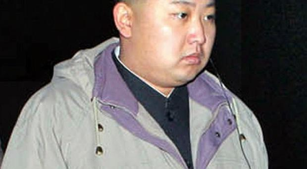 Kim Jong Un, son of North Korean leader Kim Jong Il, has been labelled an 'outstanding leader' (AP)