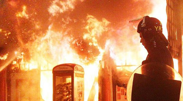 Police have named 60 people who have been jailed in connection with riots that spread across English cities this summer