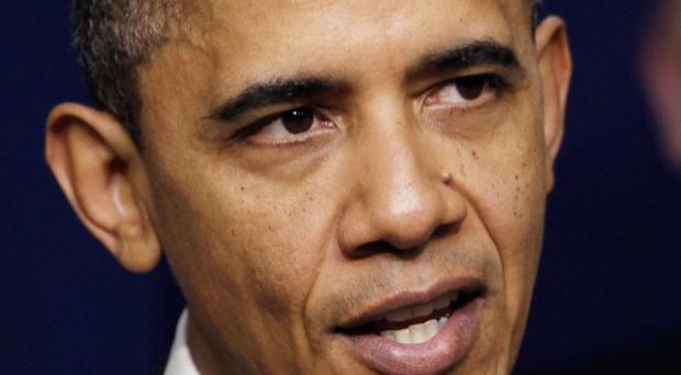 Six months ago, US President Barack Obama declared that the 'tide of war is receding' in Afghanistan (AP)