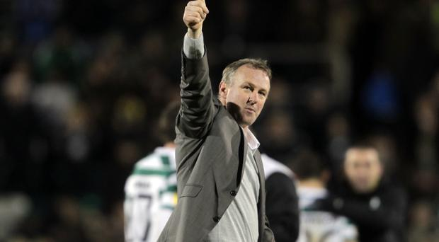 Michael O'Neill looks set to be named Northern Ireland's new manager