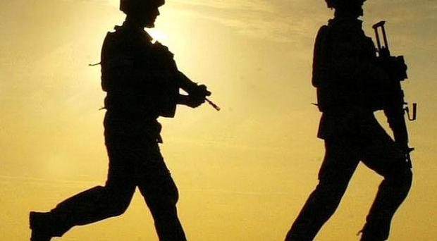 The Ministry of Defence has said that a Royal Marine has been killed in Afghanistan
