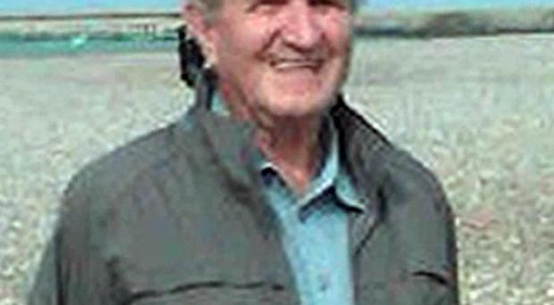Llwelyn Thomas, a retired farmer, was found dead at his home (Cambridgeshire Police/PA)