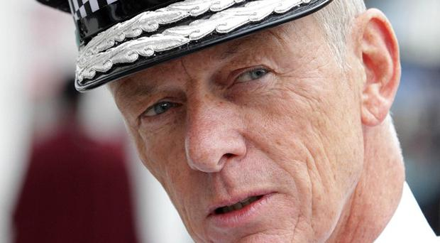 Metchief Bernard Hogan-Howe has reacted cautiously to the prospect of acquiring water cannons