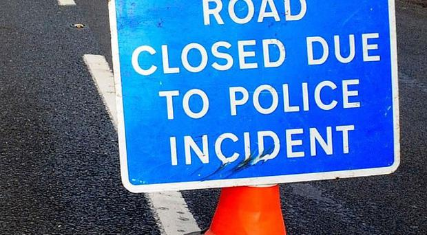 A driver has been arrested after a man died when he was hit by a car