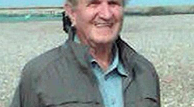 Llwelyn Thomas was found dead at his home in Ely Road, Chittering, Cambridgeshire