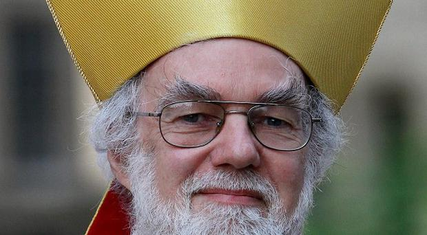 Archbishop of Canterbury Dr Rowan Williams has asked people to learn from the events of the past year