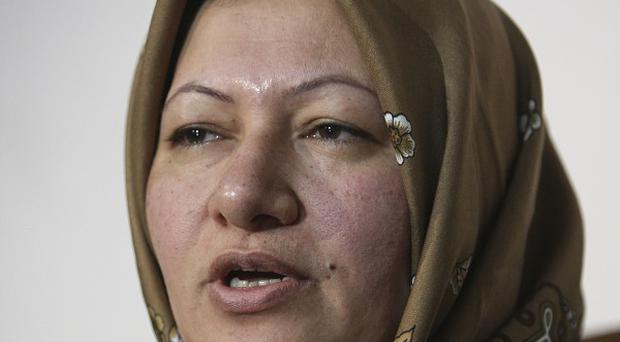 Sakineh Mohammadi Ashtiani has been sentenced to death by stoning for adultery by Iranian authorities (AP)