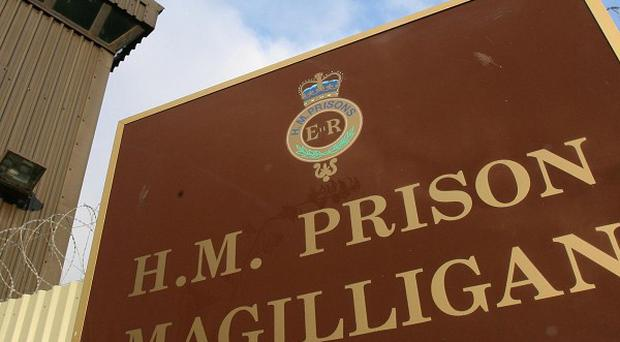 More than 50 inmates are being released over Christmas from Magilligan prison in Co Londonderry