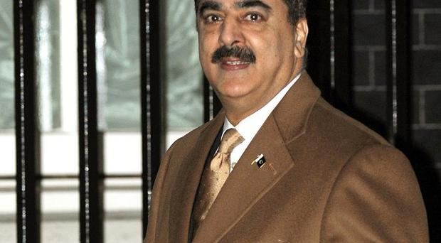Pakistan's prime minister Yousuf Raza Gilani denied reports that he was to sack the country's military chiefs