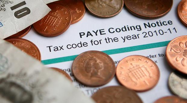 A study found the impact of increasing the personal tax allowance would be 'dwarfed' by reforms elsewhere