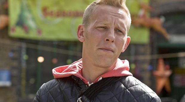 Laurence Fox saw a bit of himself in Jonathan Donald