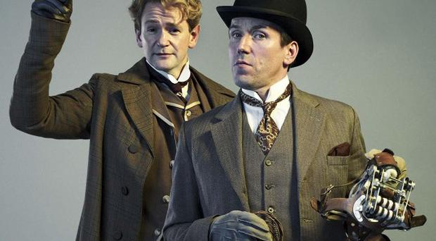 Armstrong and Miller star in Felix And Murdo