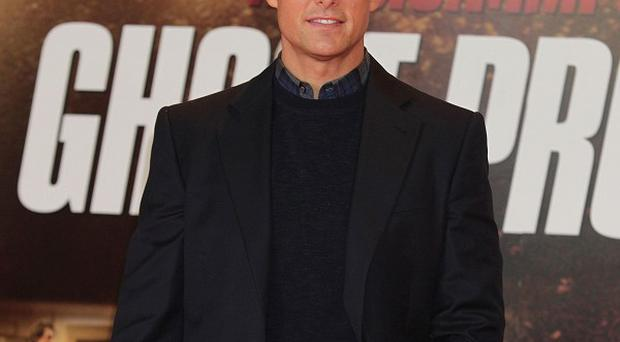 Tom Cruise's latest Mission Impossible movie is the biggest hit in US cinemas currently