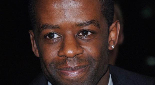 Adrian Lester said there is still a long way to go for black actors working in Britain