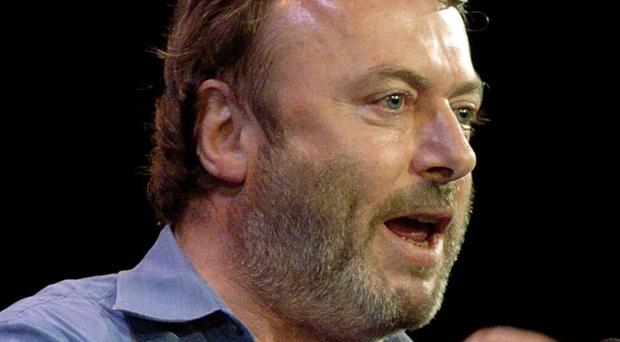 Faithless: Christopher Hitchens